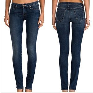 • MOTHER • Rascal Straight Leg Jeans Here Kitty